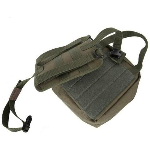 Tactical Aid Kit Survival Medical Molle Pouch