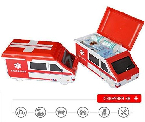 Toddler Aid Kit - Health American Compact and Travel Perfect Caravan, Car