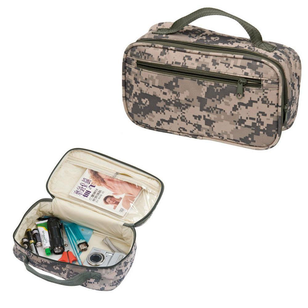 travel accessories toiletry cosmetics shaving kit pouch