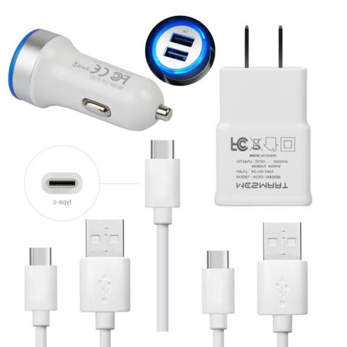 Travel Car USB Charging for Pixel 2 3A XL