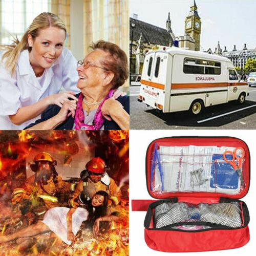 Car First Home Medical Box Emergency Survival