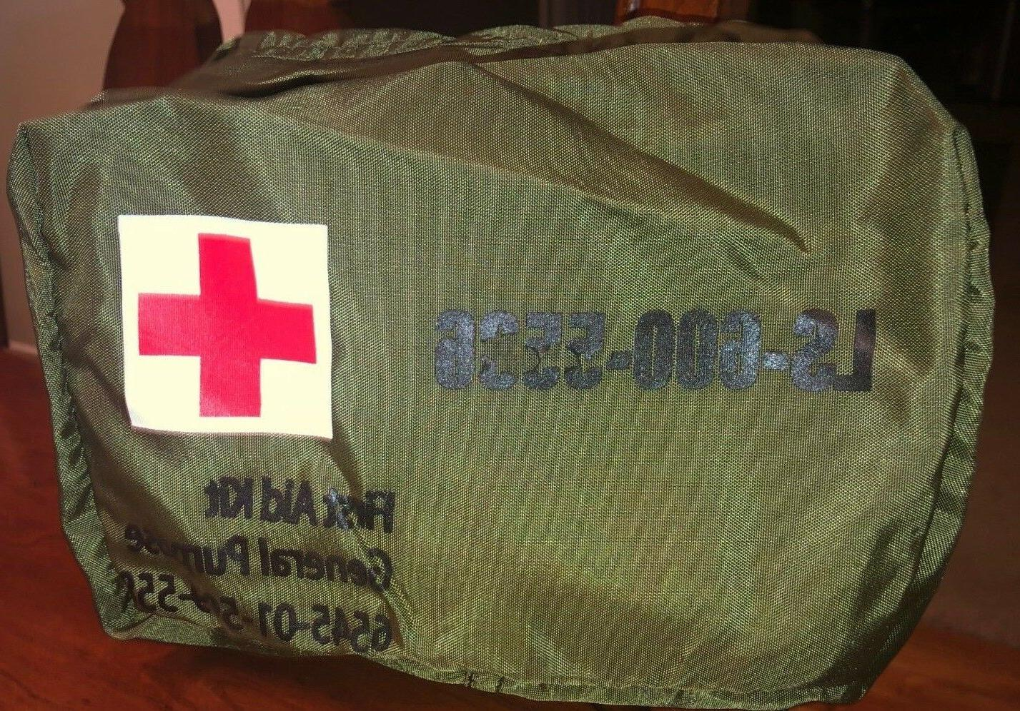 Travel/Hunting First Kit Emergency Medical for Supplies