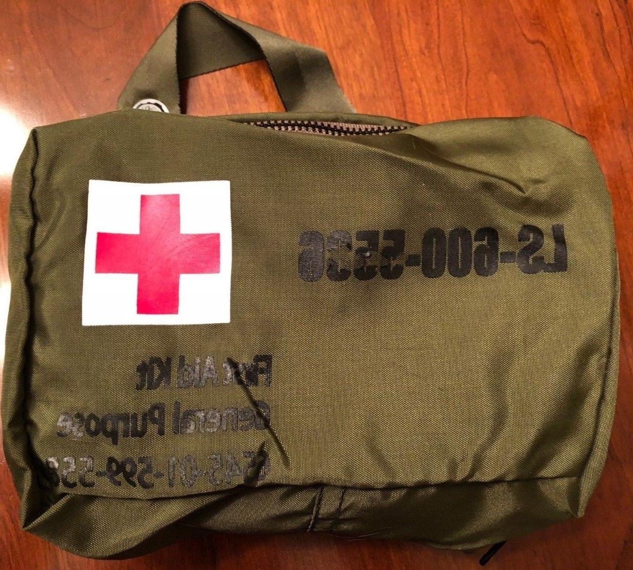 Travel/Hunting Emergency Bag Pouch for Survival Supplies