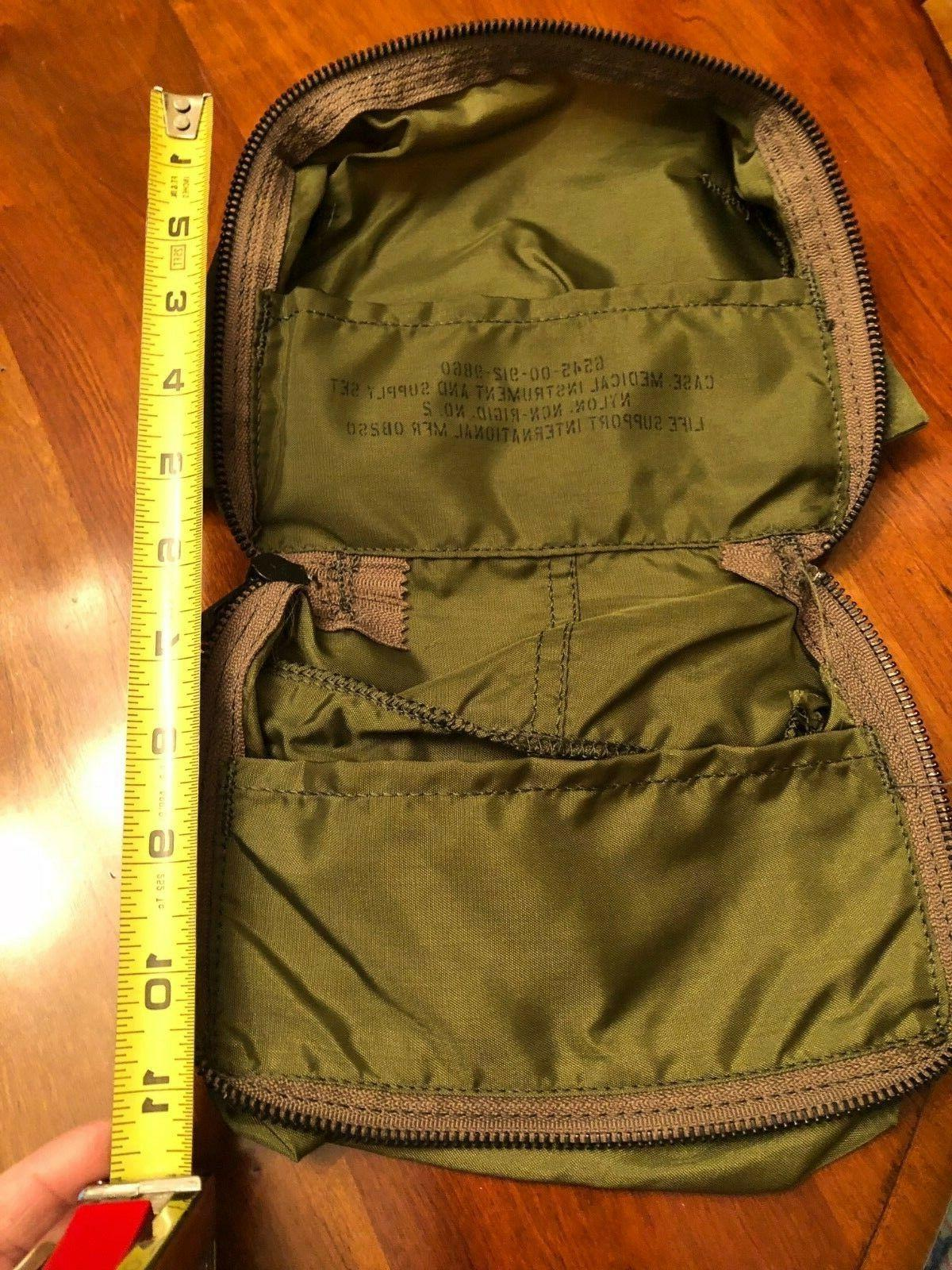 Travel/Hunting First Emergency Pouch for Supplies