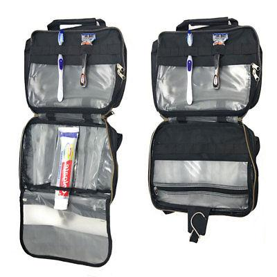 Travel Kit Organizer Pouch Carry-On