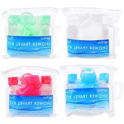 travel kits 5 pc sets health accessories