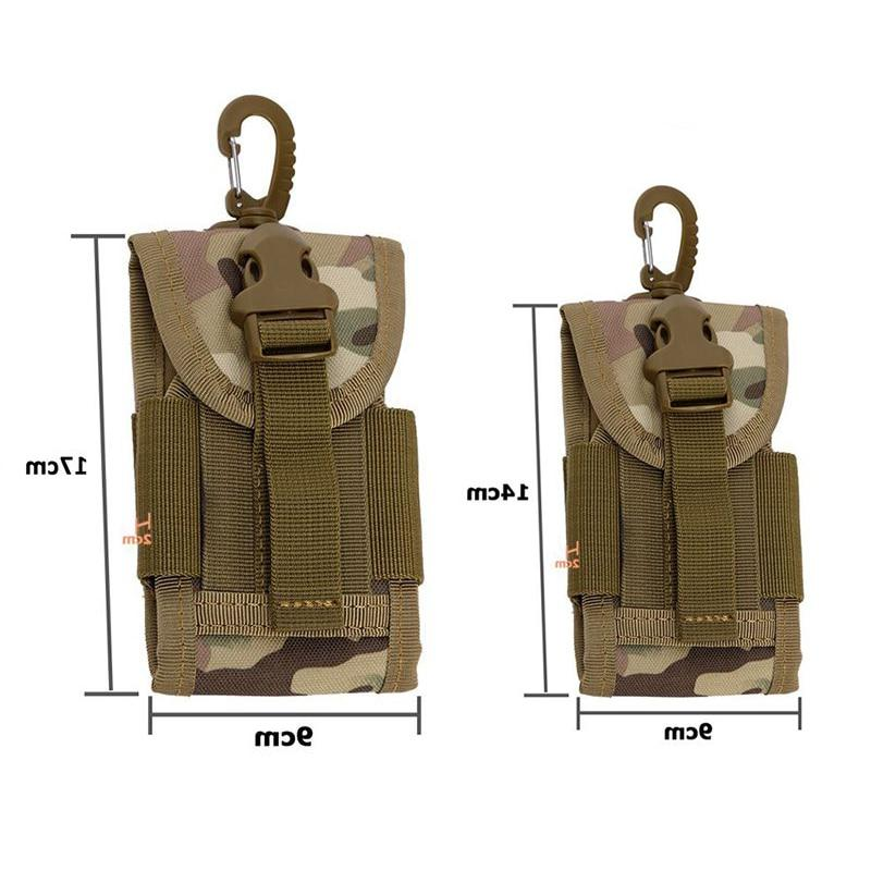 4.5 inch Universal Army Tactical <font><b>Pouch</b></font> <