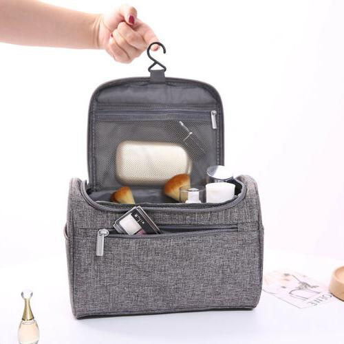 US New Large Cosmetic Makeup Storage Travel Kit