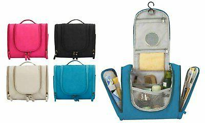 Waterproof Hanging Travel Toiletry Cosmetic Storage Kit