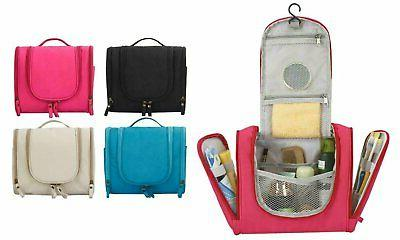 Waterproof Travel Toiletry Cosmetic Storage