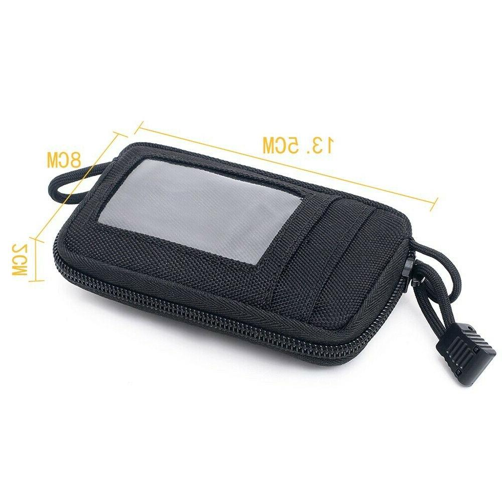 Waterproof Pouch Portable Key Purse Travel Coin Purse