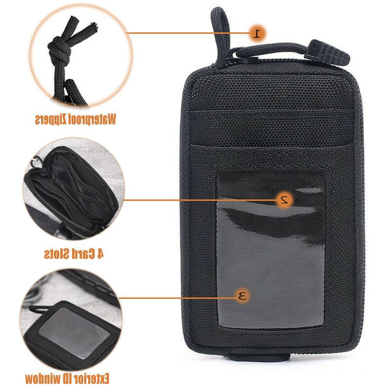 Waterproof Pouch Tactical Key Travel Kit