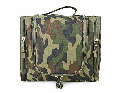 waterresistant portable toiletry bags customized