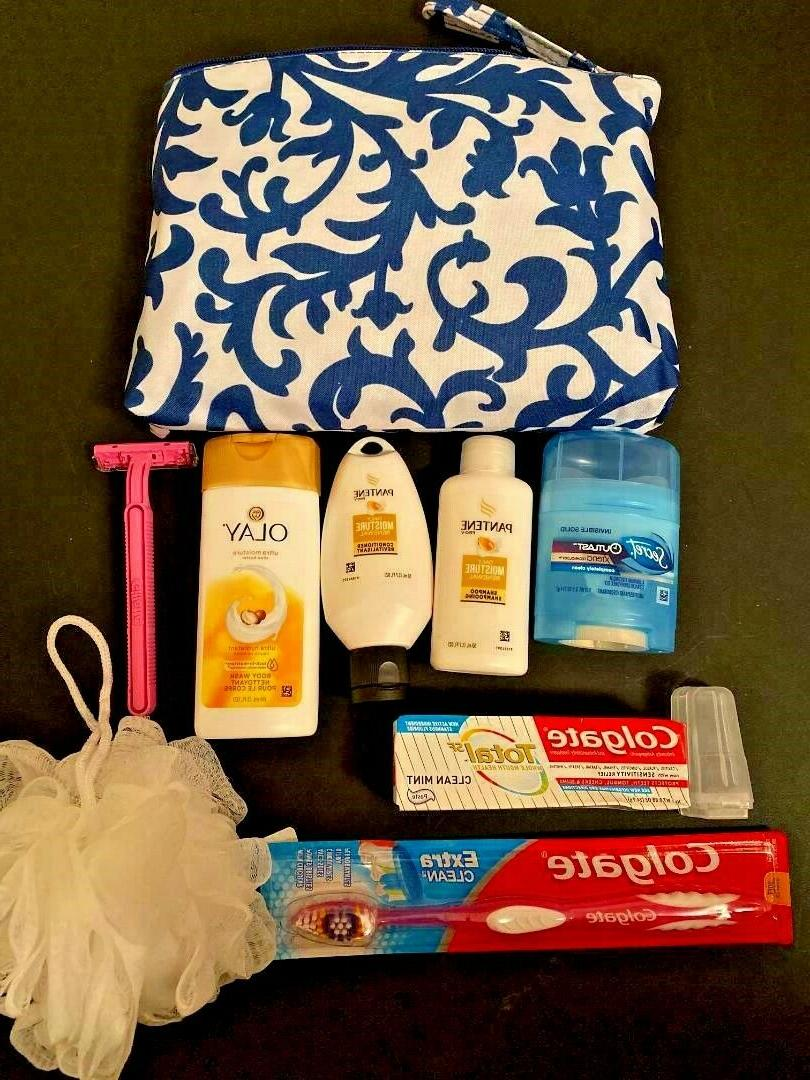 Woman Go 10 Premium Travel Kit TSA Sizes