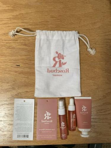 woman ritual travel kit sold out online