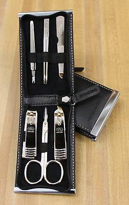 World No. 1. Three Seven  Travel Manicure Grooming Kit Nail