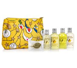 l occitane citrus verbena kit travel pouch
