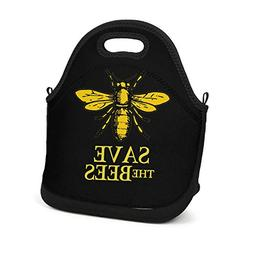 Scsdw Wdrt Lunch Box Save The Bees - Lightweight - Insulated