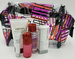 Shiseido Luxury, High End, Anti-Aging Beauty Products Travel