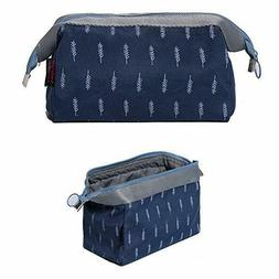 Makeup Bag/Travel Cosmetic Bags/Brush Pouch Toiletry Kit Fas