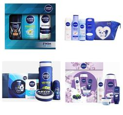 NIVEA MEN & WOMEN Care Kit Travel Set After Shave Creme Body