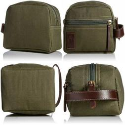 Timberland Men's Travel Kit Toiletry Bag Organizer OLIVE