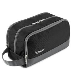 Portable Travel Toiletry Bag Nylon Dopp Kit Shaving Bag Toil