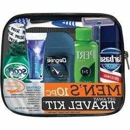 Men's Get Away Carry on & TSA Approved Travel, Gym, or Aut