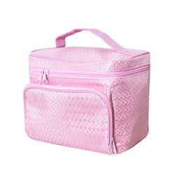 LUNA Multifunction Cosmetic Travel Organizer Bag Makeup Stor