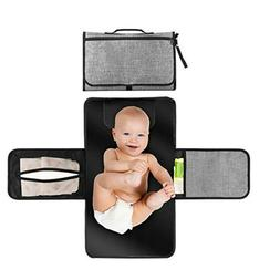 Nappy Changing Mat Waterproof Diaper Baby Changing Kit For H