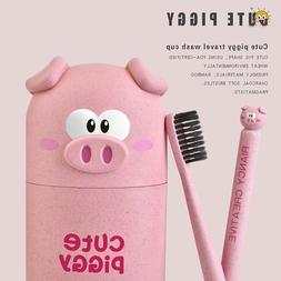 new 3pcs in one set cute pig