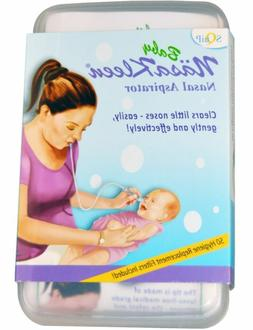 NEW SQUIP PRODUCTS BABY NASAKLEEN NASAL ASPIRATOR KIT STORAG