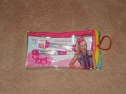 NEW, JOJO SIWA BRUSH BUDDIES TOOTHBRUSH TRAVEL KIT