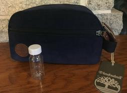 NEW Timberland MENS DOPP TRAVEL KIT TOILETRY BAG SHAVE OVERN