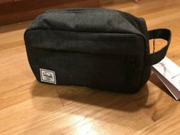 New W/Tags Herschel Supply Co. Chapter Travel Kit in Black X