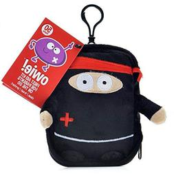Owie! Ninja Small First Aid Kit with 50 Baby Travel Accessor