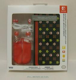Nintendo Switch Starter Kit - Mario Icon Edition PDP