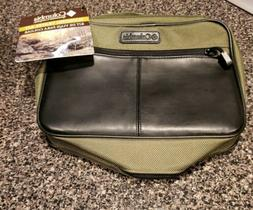 NWT Columbia Green Hanging Travel Kit Toiletry Bag