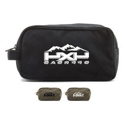 Off Road Canvas Shower Kit Travel Toiletry Bag Case
