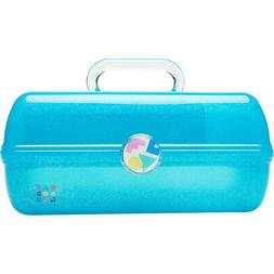 Caboodles On-The-Go Girl Retro Case - Jelly Sparkle Toiletry