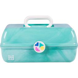 Caboodles On-The-Go Girl Retro Case - Marble 7 Colors Toilet
