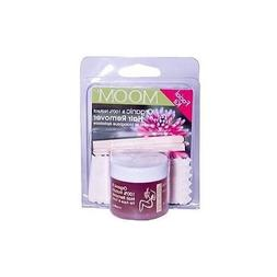 Moom Organic Hair Remover Mini Kit - 1 Kit- Pack of 1