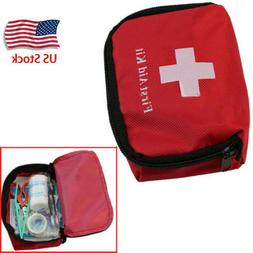 Outdoor First Aid Energency Kit Camping Sport Travel Car Hom