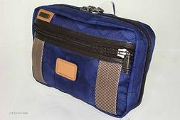 New TUMI Small Packing Cube/Toiletry Case MSRP: $95