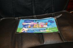 Peppa Pig Brush Buddies Toothbrush Travel Kit ~FREE SHIPPING