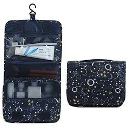 Itraveller Hanging Toiletry Bag-Portable Travel Organizer Co
