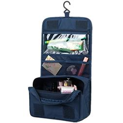Itraveller Hanging Toiletry Bag- Travel Organizer Cosmetic M