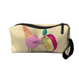 Portable Travel Storage Bags Apple Clutch Wallets Pouch Coin