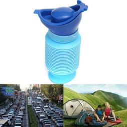 Portable Urinal 750ml Outdoor Unisex Male Female Kids Car Tr