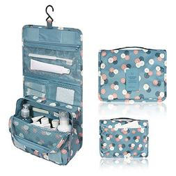 Portable Waterproof Travel Cosmetic Bag - Lady Color Portabl